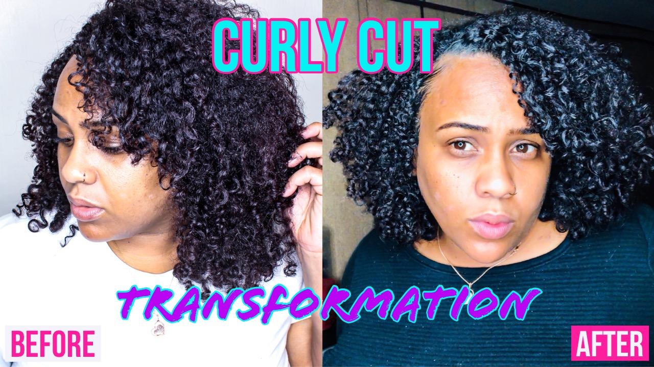 How a Custom Curly Cut Fixed My Natural Hair Damage