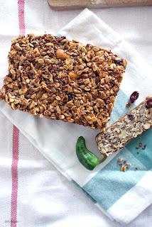 chleb czystoziarnisty bez mąki II