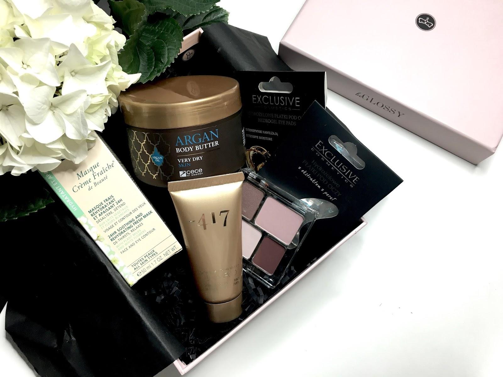 Moje pierwsze pudełko kosmetyczne!