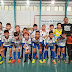 Copa Regional de futsal: CJ e São João começam com 100%. Ju goleia no sub-10