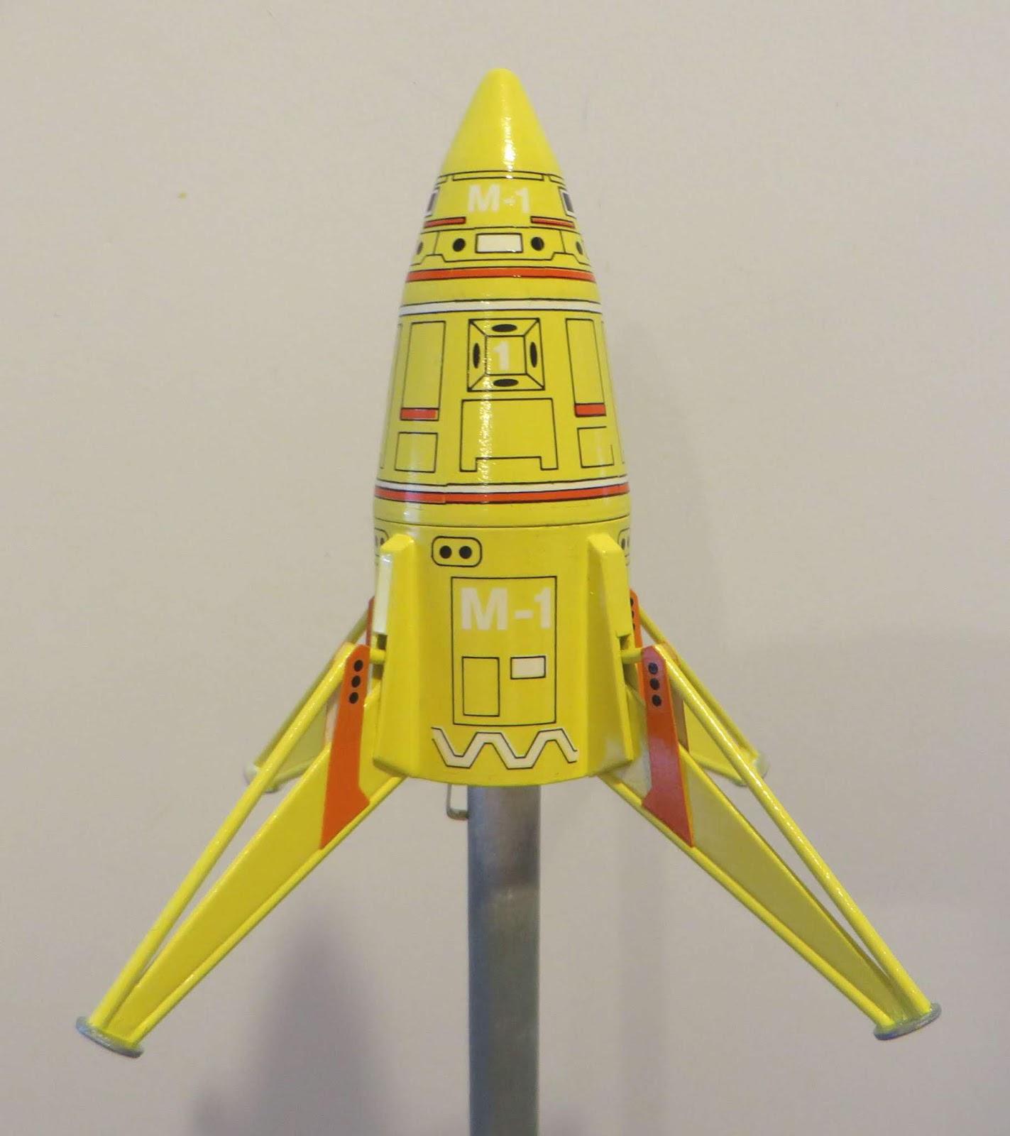 Estes - Mars Lander (K-43 or #1243) Gallery