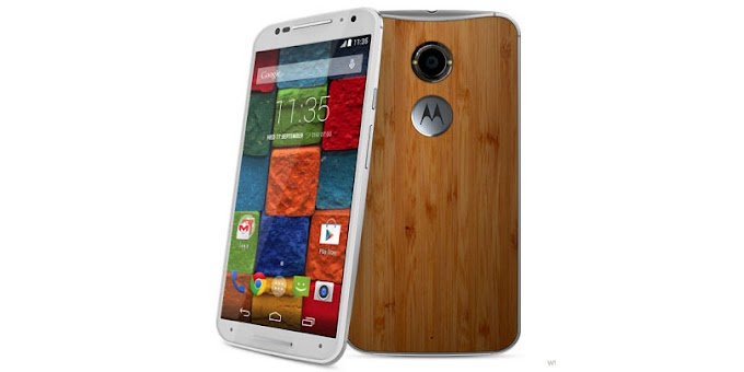 Buy a new Motorola Moto X and get a free Motorola Moto E