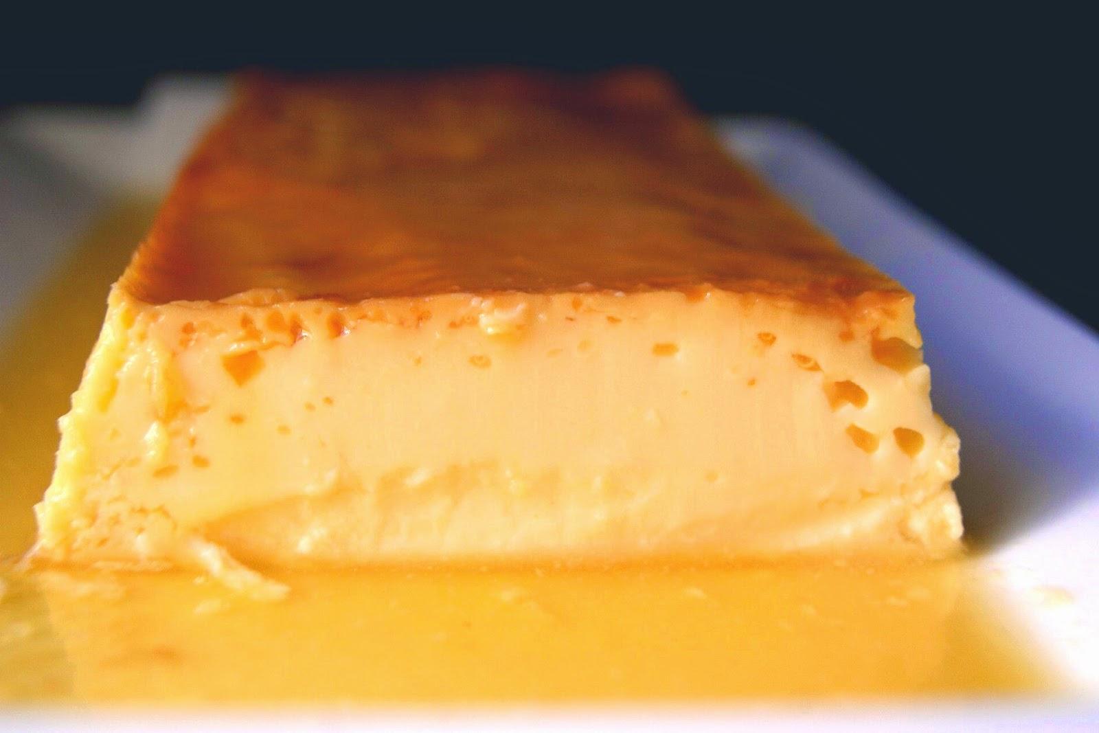 Image Result For Receta Flan De Huevo Con Leche Condensada
