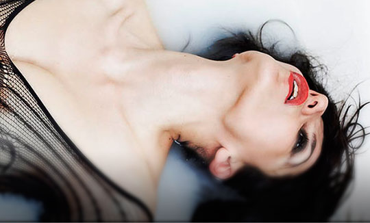 Fotografía, Aparato circulatorio externo de una mujer de Paula Bertrán