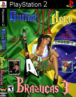 Guitar Hero 3 III Brazucas 3 - PS2 ISO Download ~ Mundo