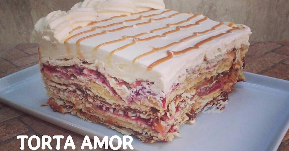 Image Result For Receta Torta Galletas Soda
