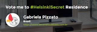Devaneios e #HelsinkiSecret
