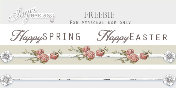 Lovely Spring FREEBIES