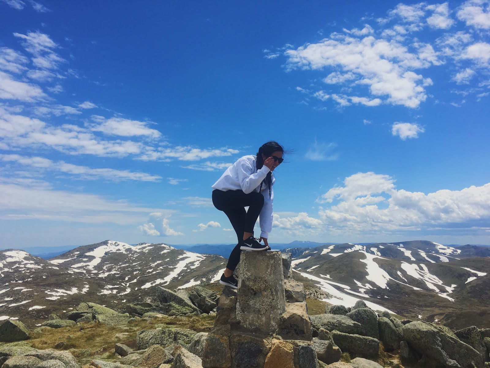 Mt Kosciusko & Living with Intention