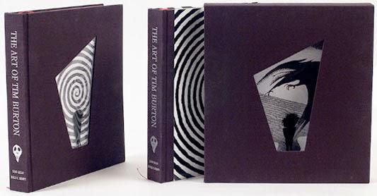 L'Art de Tim Burton réunit plus de 1000 créations du réalisateur-dessinateur