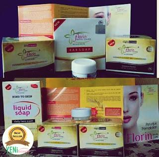 Florin skin care perawatan wajah alami