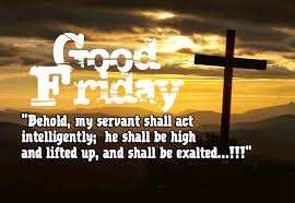 Good Friday Wishes To Friends 2017