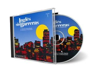 Inglés Sin Barreras – Audio CD 01
