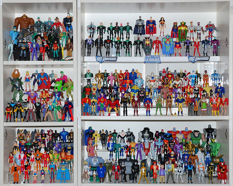 Come See Toys 100th Post Dc Animated Collection