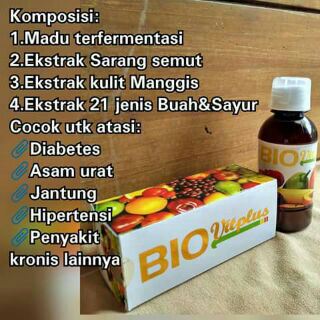 MSI Biovit Plus Madu Fermentasi