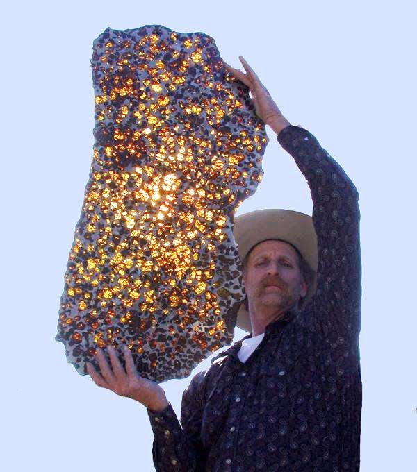 46 Unbelievable Photos That Will Shock You - The Fukang Meteorite