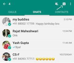 Cara Mengarsipkan Chat Whatsapp