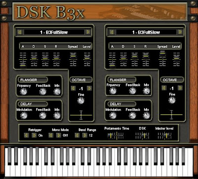 DSK B3x - Fee VST Plugin