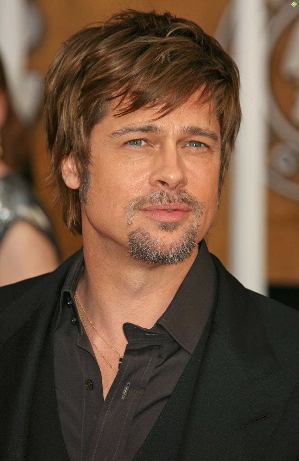 Brad Pitt Hairstyle Pics The Style Vacation