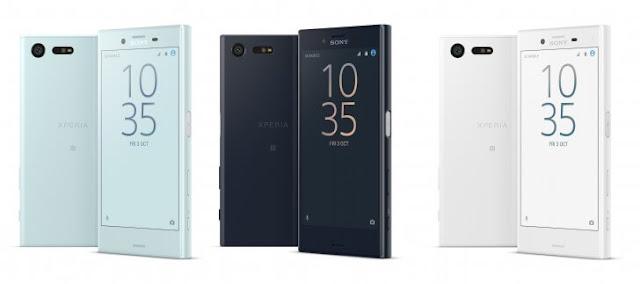 Sony Xperia X Compact, Spesifikasi Menengah Dengan Kemampuan Kamera Gahar