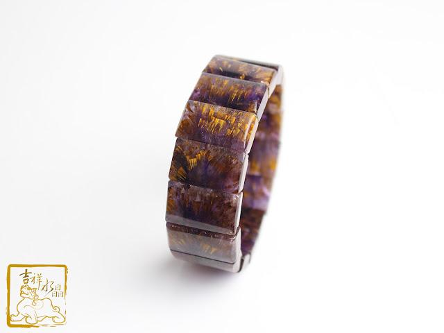 紫鈦晶手排