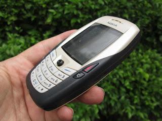 Nokia jadul 6600