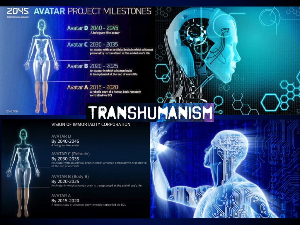 COG - Global Future 2045: Transhumanism (Black Goo, Morgellons, &  Draconians)