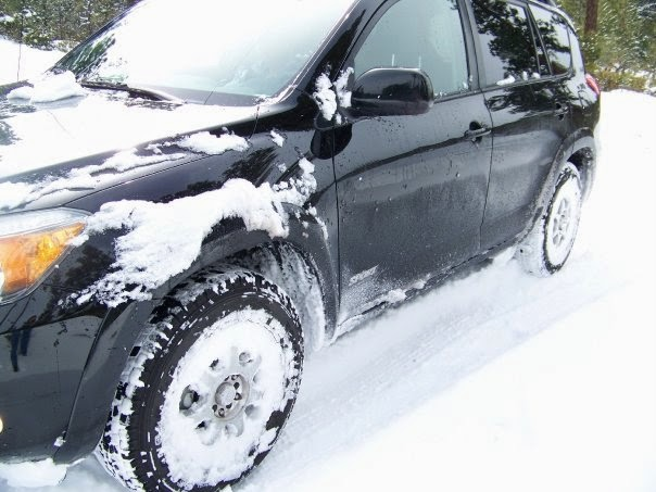 It Exhibited Reasonable Driving Characteristics On Somewhat Poor Conditions Low Snow Light Ice The Awd System Tends To Engage Late