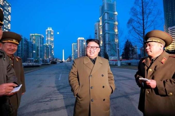 North Korea's Kim Jong Un says engine test is 'new birth' of rocket industry
