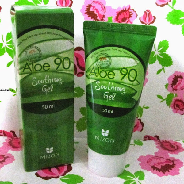 Review: Mizon Aloe 90 Soothing Gel