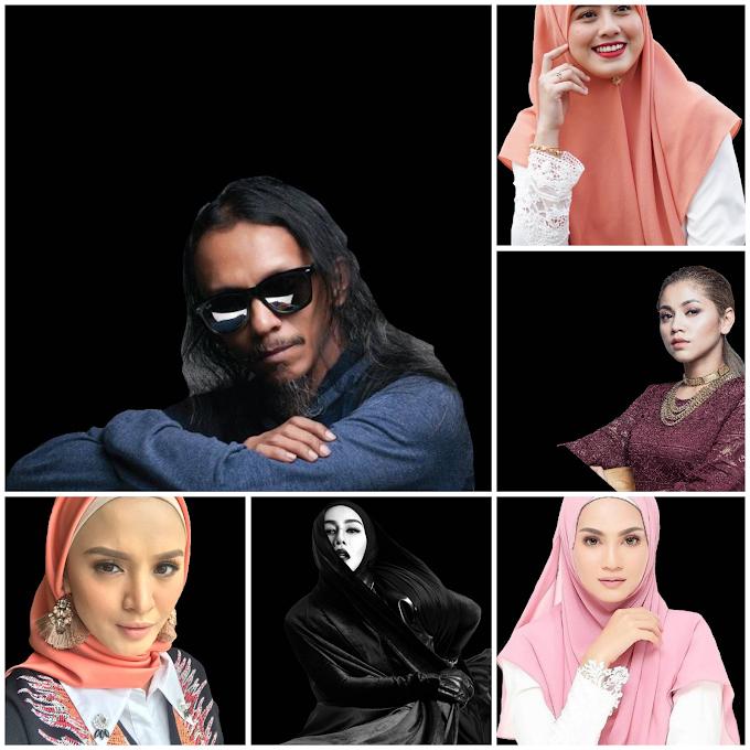 Jualan Barangan Raya Festival Ramadhan Putrajaya 2018