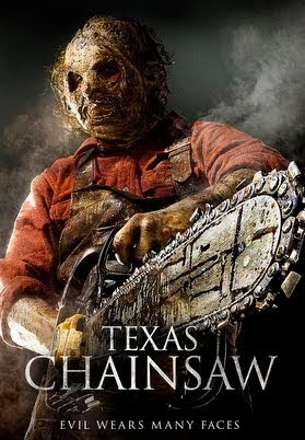 Texas Chainsaw (2013) Dual Audio Hindi 300MB BluRay 480p x264 ESubs Download