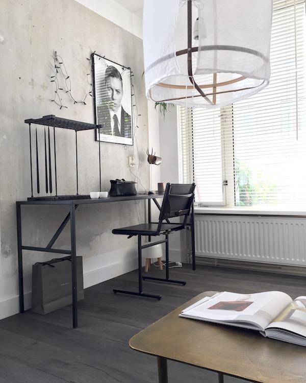 vosgesparis a new table at home pols potten. Black Bedroom Furniture Sets. Home Design Ideas