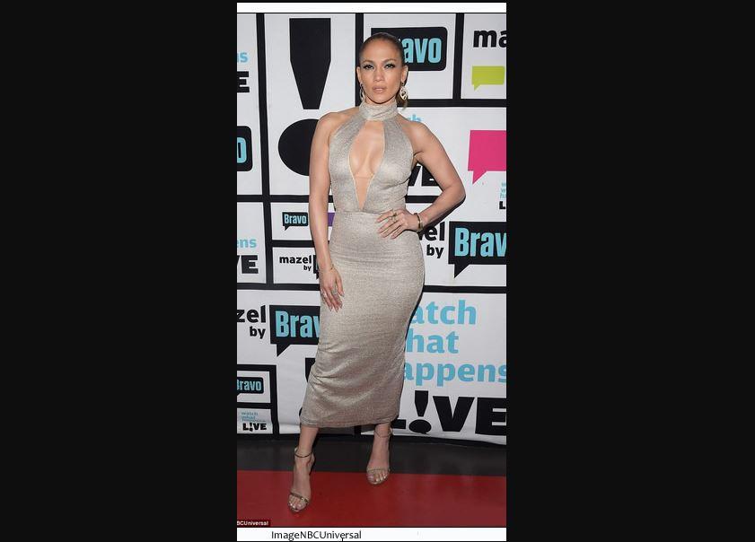 Impresionante Jennifer Lopez