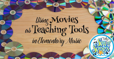Using Movies as Teaching Tools in Elementary Music