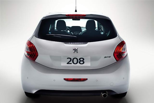 Peugeot 208 2018 Automático