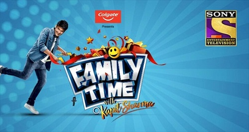 Family Time With Kapil Sharma 25th March HDTV 480p 250MB