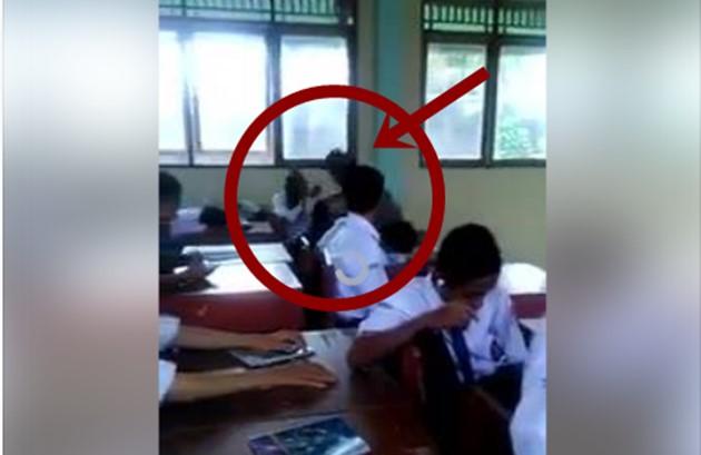 Guru Aniaya Murid - FB Yuni Rusmini