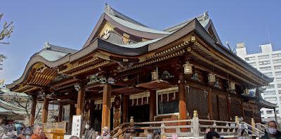 Yushima Tenjin Shrine - Tokyo