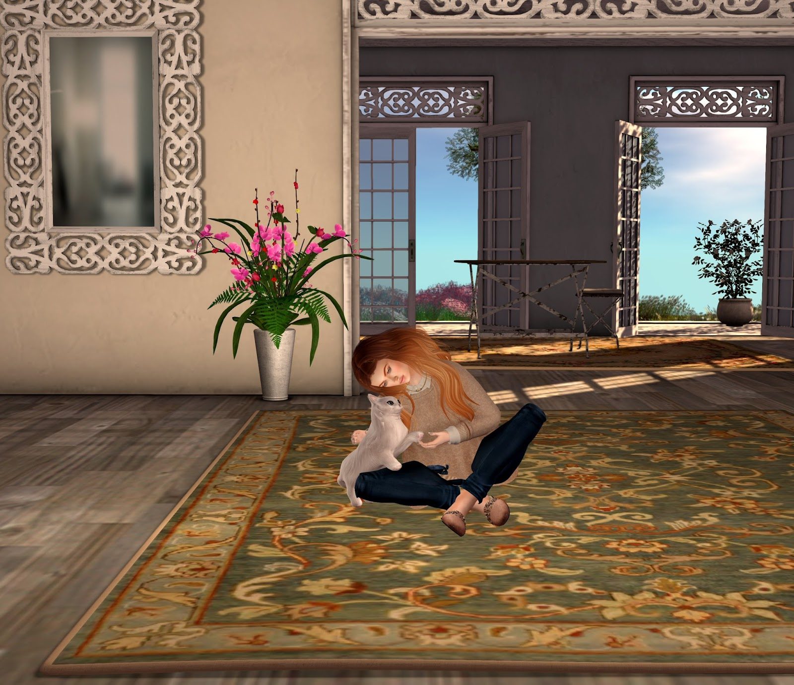 Perv My Style - Second Life Fashion Blog: Hot For Teacher