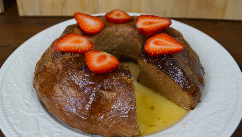 Flan And Chocolate Cake Recipe