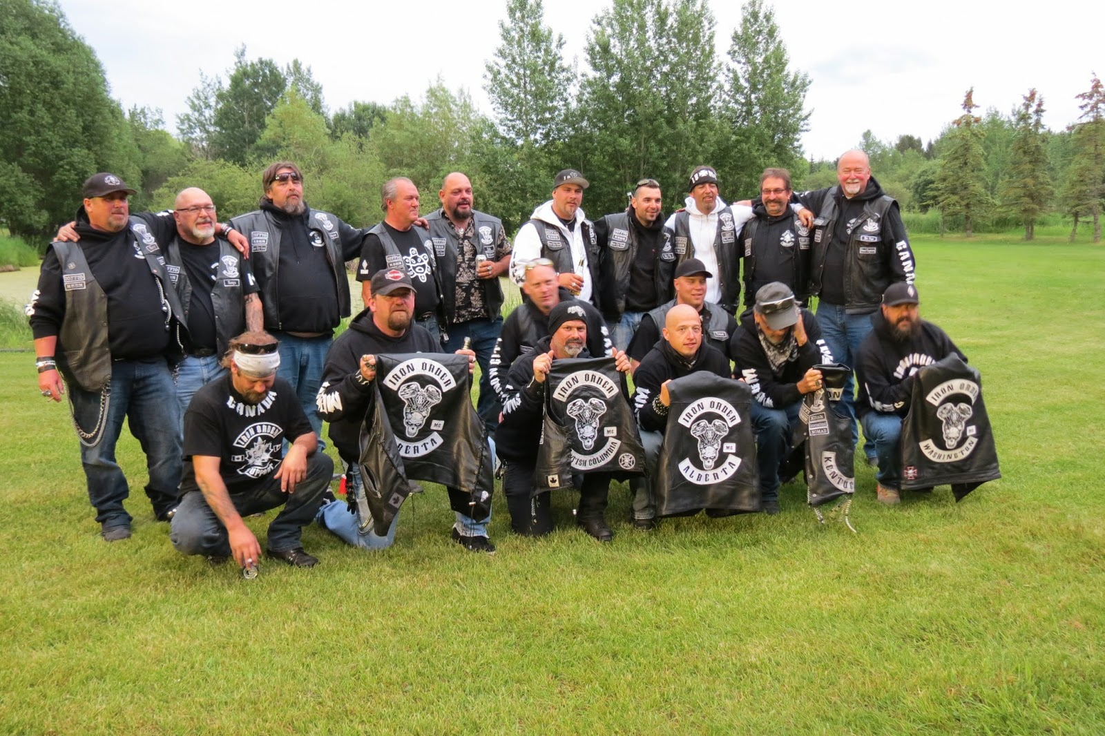 Black Diamond Riders Motorcycle Club 43