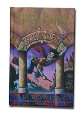 Harry Potter zagraniczne wydania - Chorwacja - i Kamen mudraca