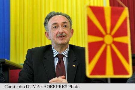 Macedonia honorary consulate opens in Cluj
