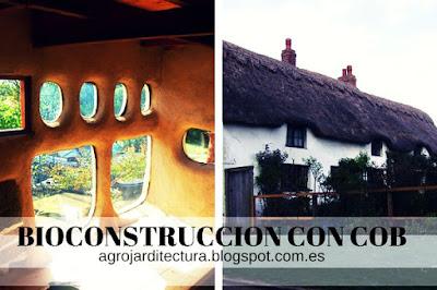 La bioconstruccion de una casa con la Tecnica Cob, es la mas sencilla de todas ya que es de modo artesanal