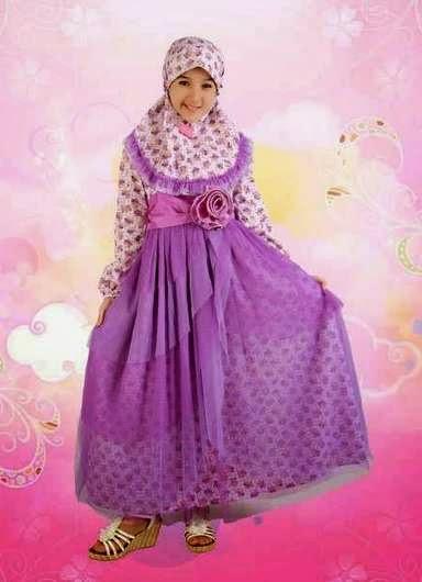 16 Model Busana Muslim Anak Desain Terbaru