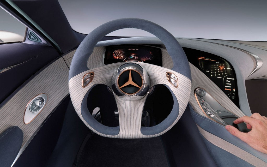 Mercedes @yourCOMAND infotainment system