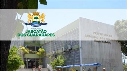 Prefeitura de Jaboatão dos Guararapes abre 1.014  vagas com salário de até R$ 2.374