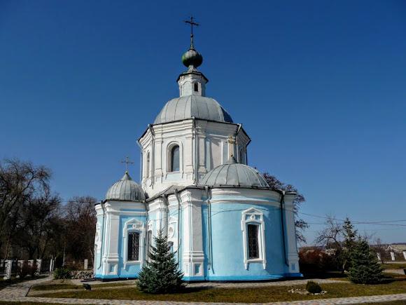 Китайгород. Храмовый комплекс. Свято-Успенская церковь