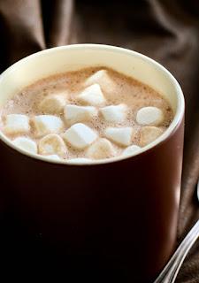 sore throat hot chocolate